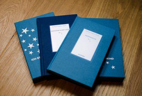 Zwei Bücher im Schuber: Ich Sterntalerkind: Herzenssache + Das Glück klingt leise